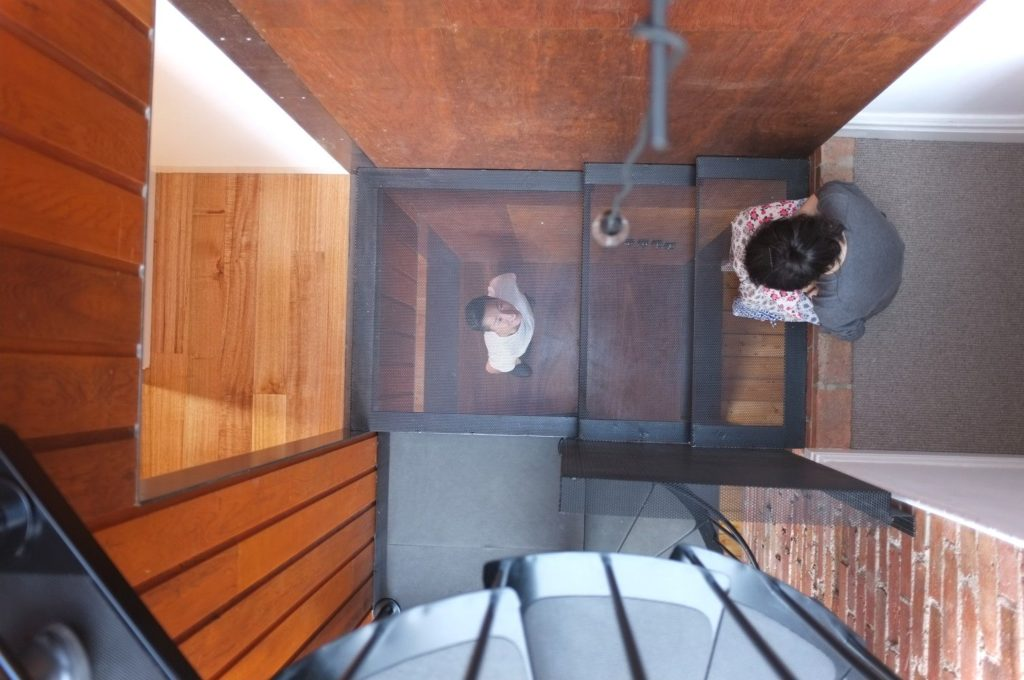 vertical concept home design stairs