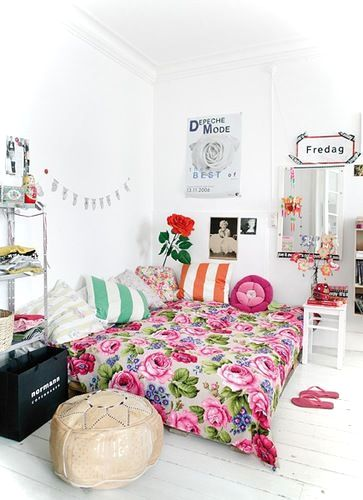 Beautiful Girls Room Decor