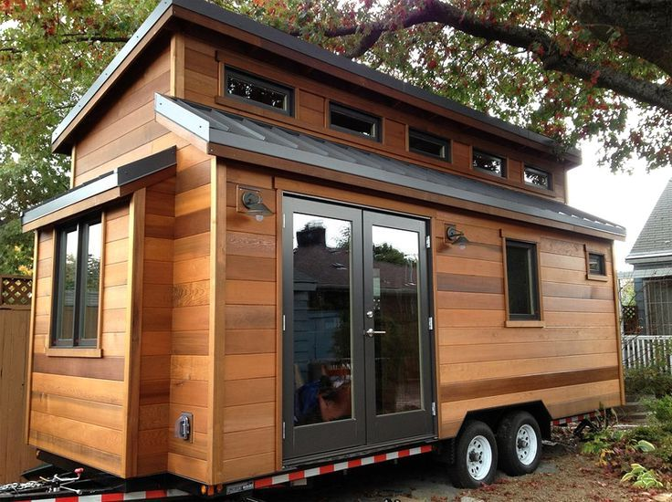 Beautiful Tiny House On Wheel 4