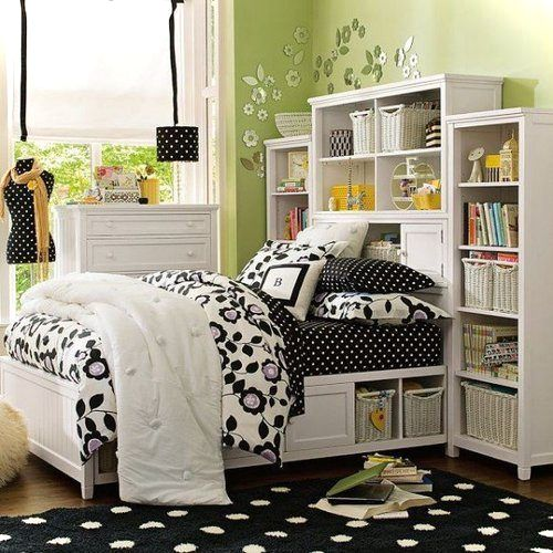 Black White Adult Room Decor
