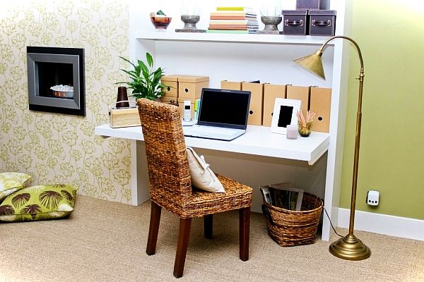 Cute Small home Office Design