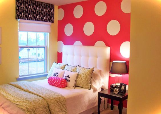 Cute Teen Bedroom Design
