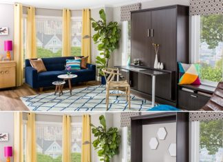 Desk And Murphy Bed Ideas