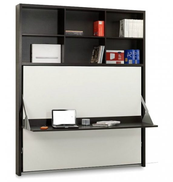 Elegant Murphy Bed Desk 1