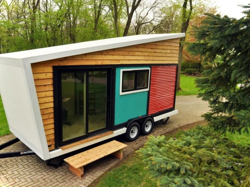 Hgtv Tiny Home Toybox View