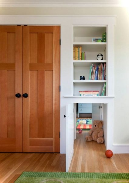 Kids Room Hidden Passages