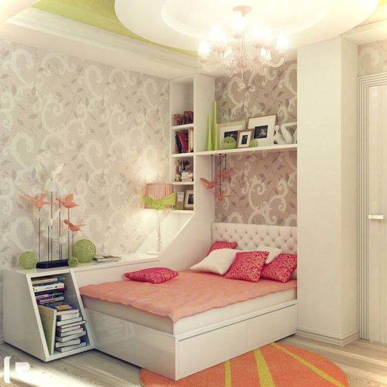 Luxury Girls Room Decor