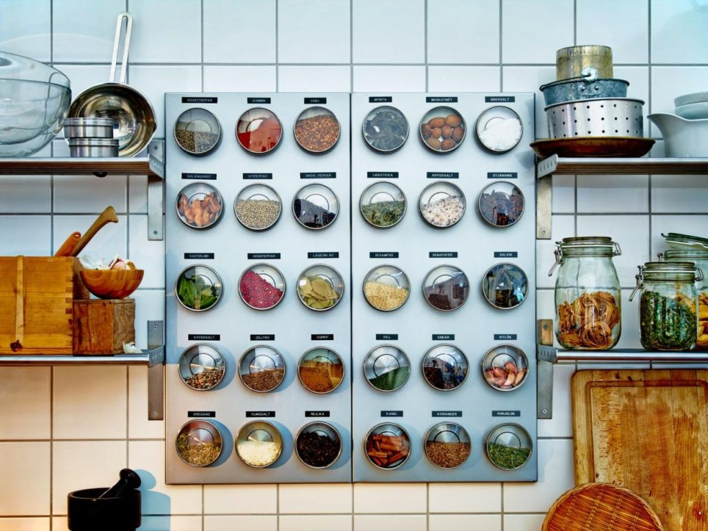 6 Kitchen And Pantry Ogranization Ideas - Small House Decor