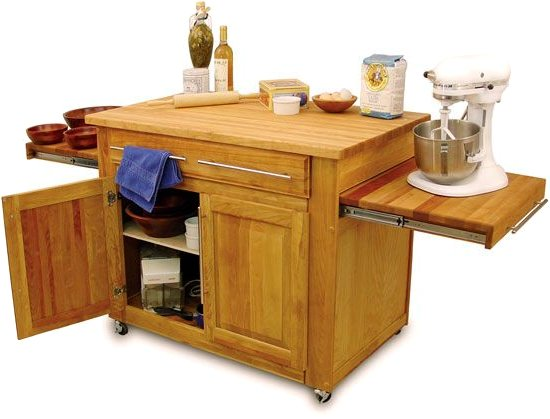 10 Multifunctional Kitchen Island Ideas Small House Decor