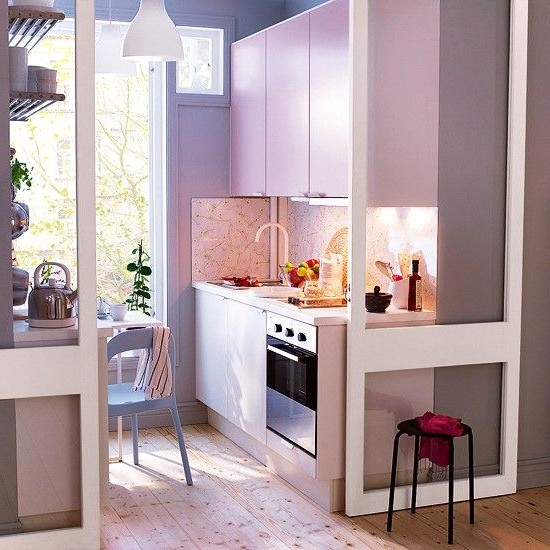Beautiful small kitchen that will make you fall in love for Gorgeous small kitchens