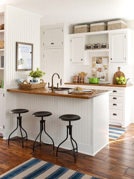 Beautiful Small Kitchen That Will Make You Fall In Love Small - Small kitchen bar