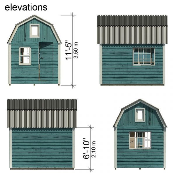 3 small cabin plans by pinuphouse small house decor