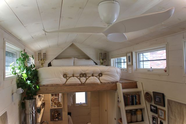Tiny Hall House Overview 2
