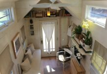 Tiny Hall House Overview