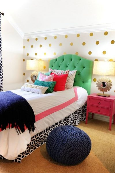 Turquoise Girls Bedroom Decor