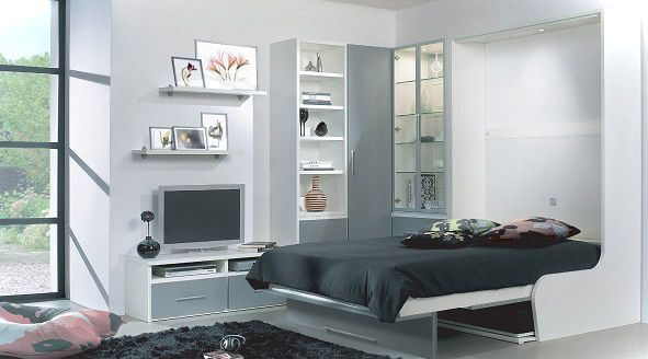 Wallbed-sofa