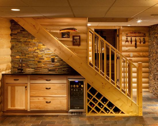 16 Creative Under Stairs Remodelling Ideas Small House Decor