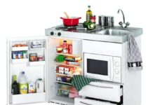 mini kitchen from tinykitchen