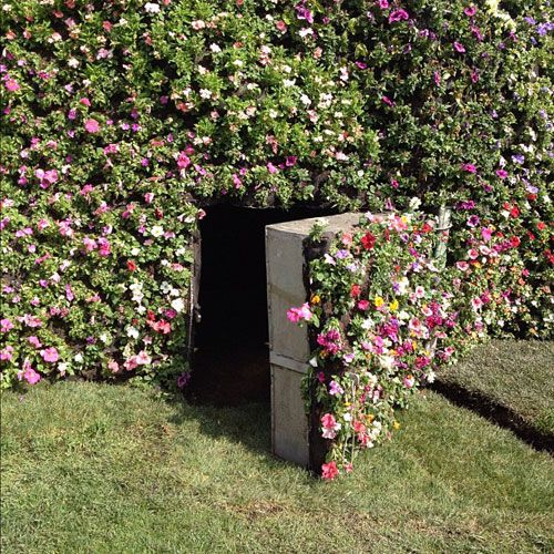 secret garden passages ideas