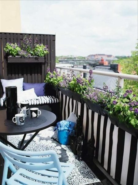 35 Lovely And Inspiring Small Balcony Ideas House