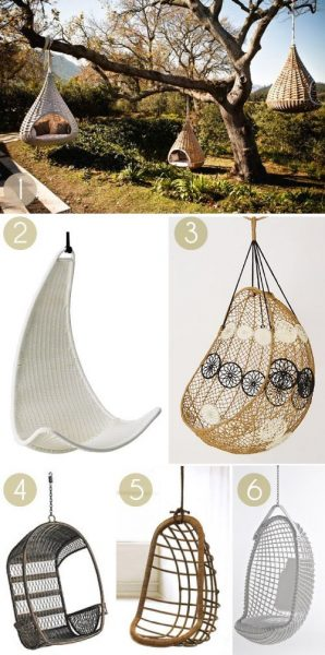 Beautiful Hammock Chairs