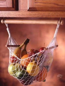 Cabinet Fruit And Veggie Hammock