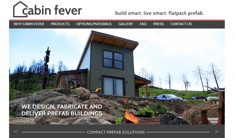 Cabinfever Small Home Kits