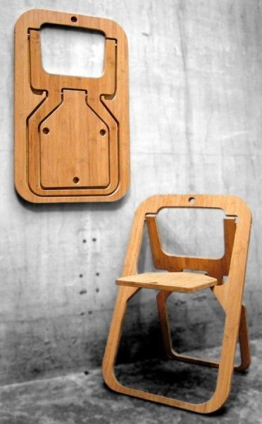 Desile Folding Chairs Design