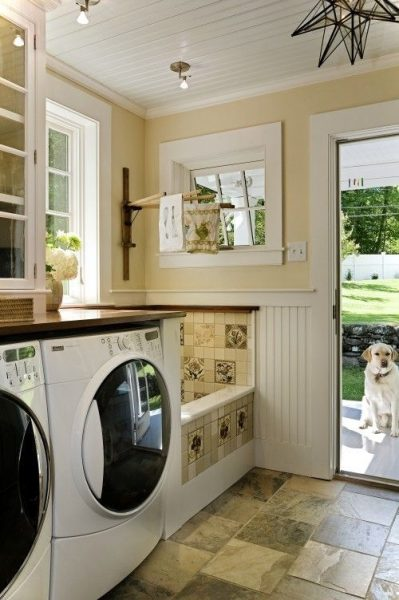 Farmhouse Laundry Ideas