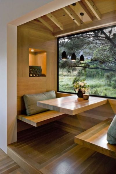 Japanese Breakfast Nook