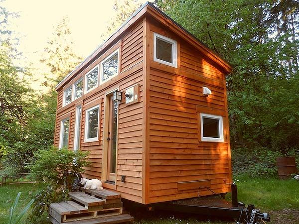 Japanese Tiny House On Wheels Exterior