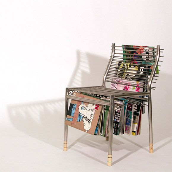 Magazine Hang Chairs