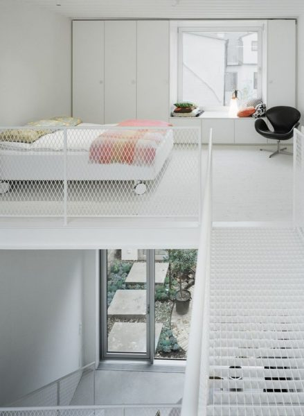 Modern Small House Bedroom
