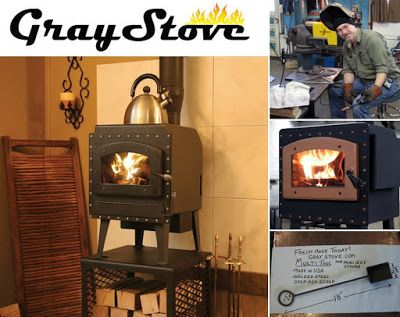Off-grid Tiny House On Wheels Graystove