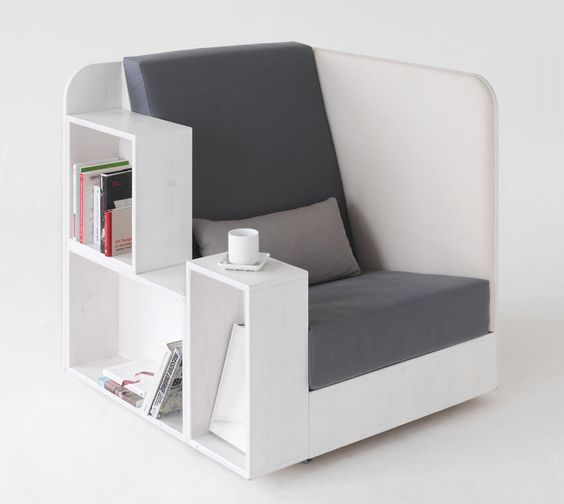 Open Book Chairs