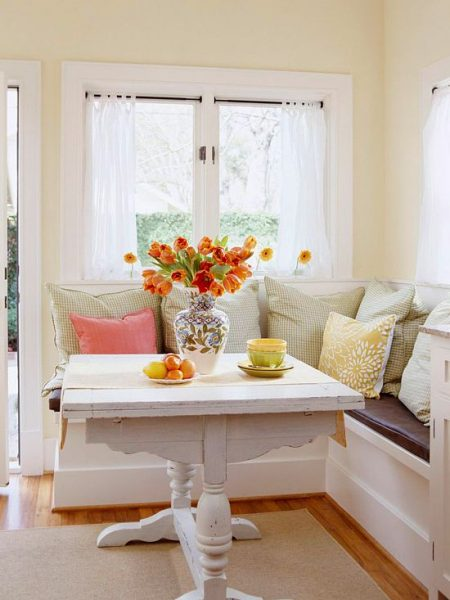 18 Cozy And Adorable Breakfast Nook Ideas