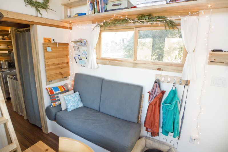 Tiny House Project Couch