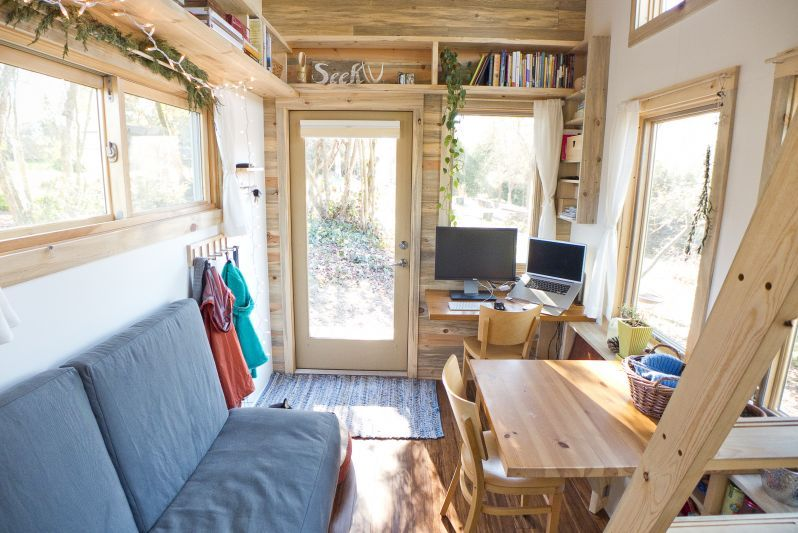 Tiny House Project Interior