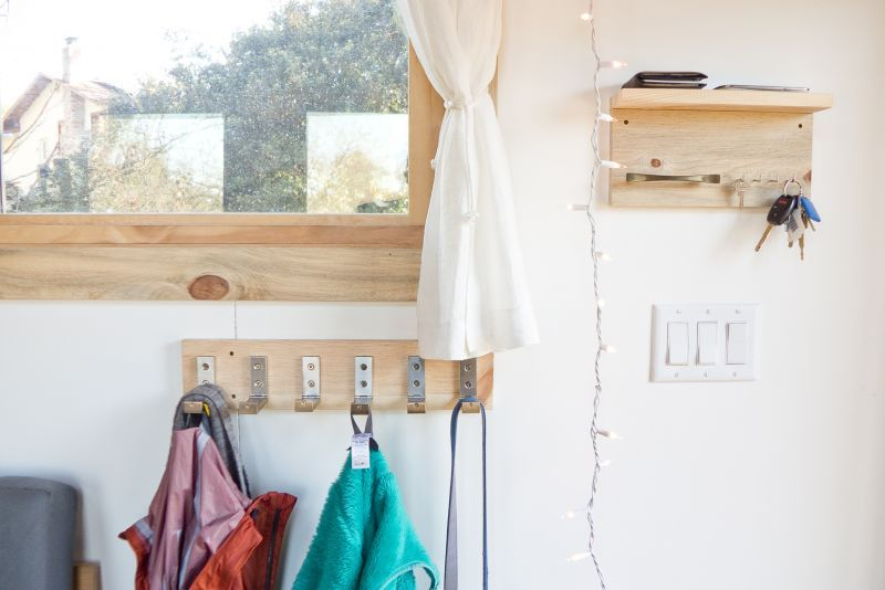 Tiny House Project Smart Organizer