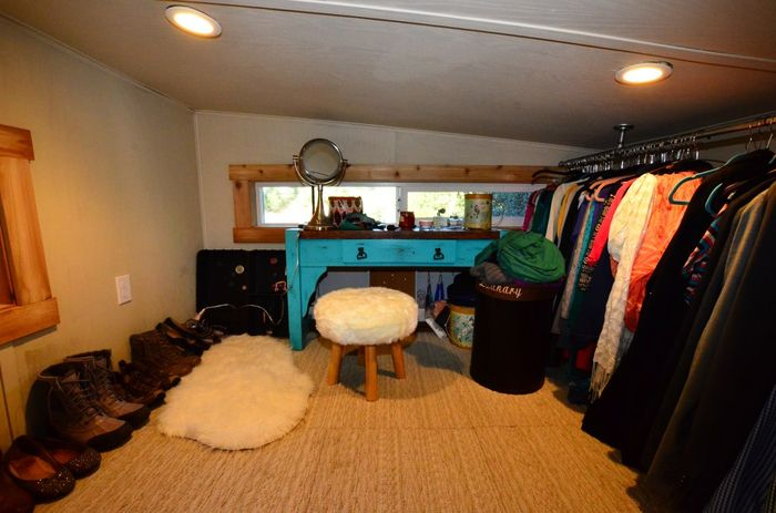 Tiny House Trailer Girly Loft