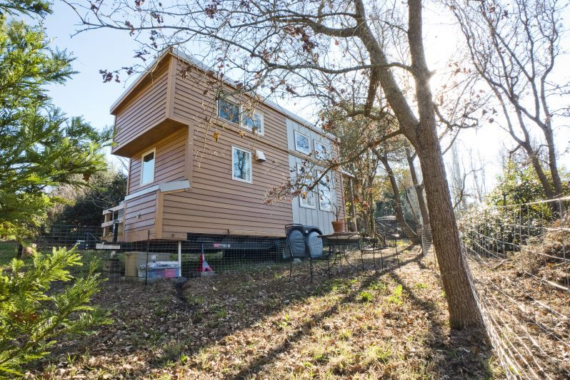 Tiny Project House Exterior