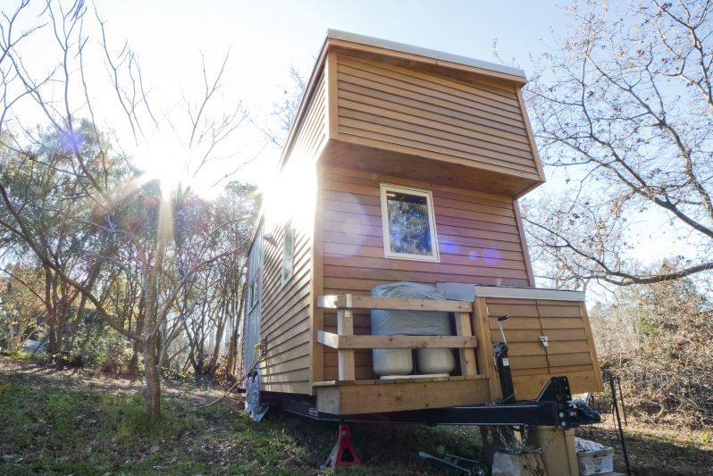 Tiny Project House Look