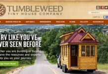 Tumbleweed Small House Kits