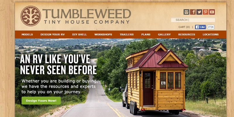 tumbleweed tiny house company tumbleweed small house kits - Tiny House Kits