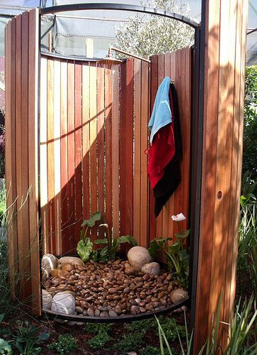 outdoor bathroom designs 18 tropical and outdoor shower ideas small house 14468