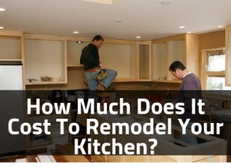 How Much Does It Cost To Remodel Your Kitchen?