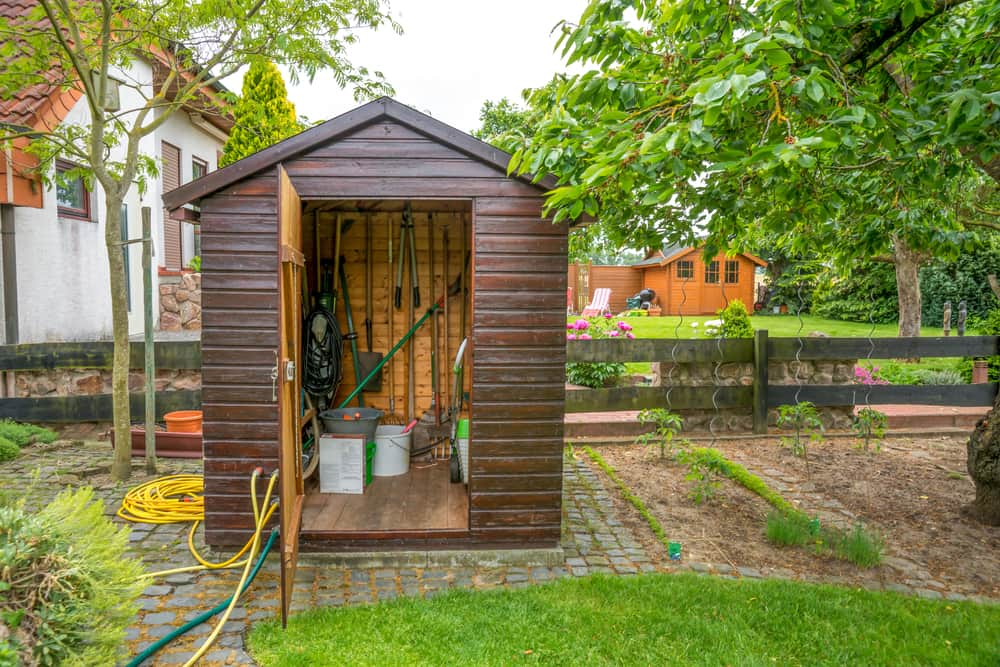 Types Of Garden Sheds That Will Bring Appeal To Your Backyard 1