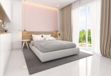 Key Ways To Keep Your Bedroom Minimalistic 1