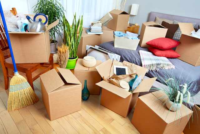 5 things to do before you start your actual moving plan