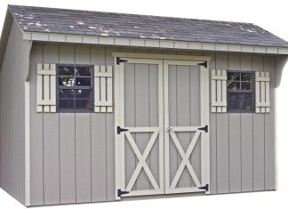 Customize your Garden Shed